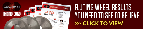 Fluting Wheel Results